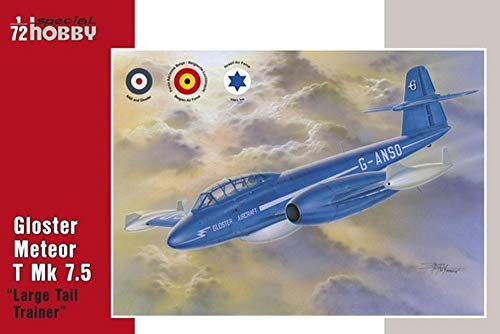 Unbekannt Special Hobby sh72317 – Maquette Gloster Meteor T MK 7,5