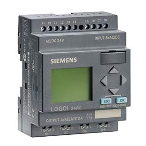 Siemens 6ED1052-1HB00-0BA6 LOGO! 24RC Logic Modul