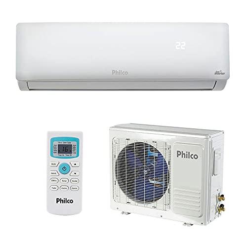 Ar Condicionado Split Inverter Philco 18000 BTUs Quente e Frio 220V PAC18000IQFM9W