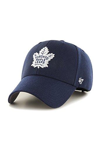 47Brand MVP Cap Toronto Maple Leafs MVP18WBV-LNA Blau, Size:ONE Size