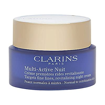 Clarins Multi Active Night Cream, Normal to Combination Skin - 50 ml