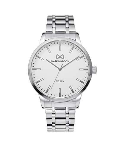 MARK MADDOX - Reloj Acero Brazalete Sr Mm - HM7140-07