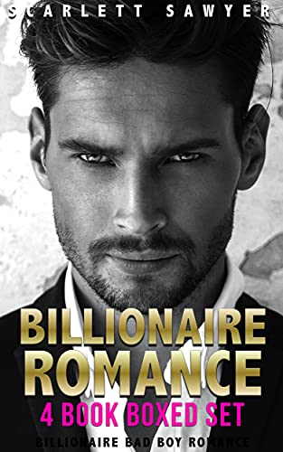 BILLIONAIRE BULLY ROMANCE 4 Book Complete Boxed Set: Featuring Hot Billionaire Bosses and Bad Boys (English Edition)