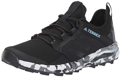 adidas outdoor Terrex Speed LD Black/Non-Dyed/Ash Grey 10.5