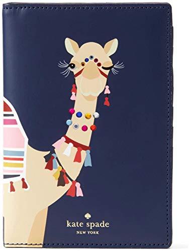 Kate Spade New York Camel Passport Wallet Passport Holder