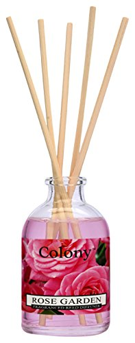Colony Reed Diffuser 50ml Rose Garden, Pink