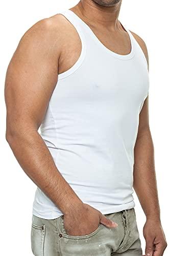 Jack & Jones Basic Tank Top 1-2-3 2014 Noos Débardeur, Blanc (White), Large (Taille Fabricant: L) Homme
