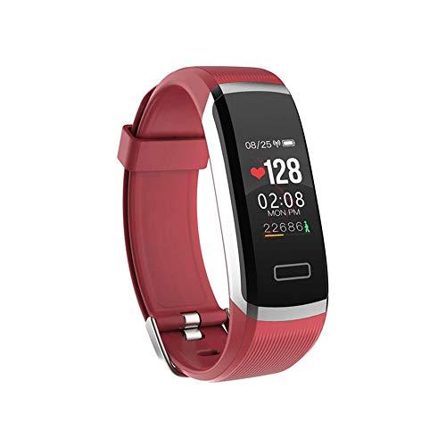 Taurusb Inspire HR Herzfrequenz & Fitness Tracker, Smart-Armband-Farben-Schirm Herzfrequenzmonitor Bluetooth Smart Band Black Men für iPhone 7 Huawei,A1