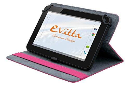 E-Vitta EVUN000282 - Funda para tablet de 7', color rosa