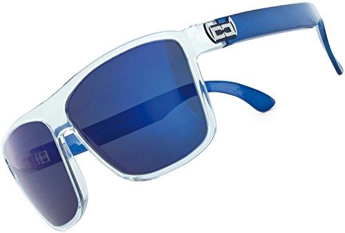 gloryfy Gi2 DeJaVu twice crystal blue Sonnenbrillen medium