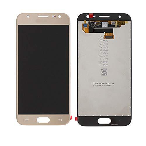 YuYue Pantalla LCD Pantalla táctil Conjunto de digitalizador para Samsung Galaxy J3 (2017) J3 Pro J330 J330F J330FN 5