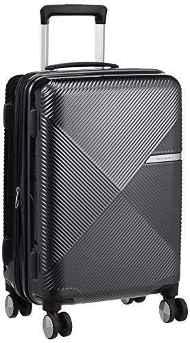 [サムソナイト] スーツケース キャリーケースVOLANT ヴォラント スピナー55 機内持込可 容量拡張機能 機内持ち込み可 保証付 36L 55 cm 2.9kg ブラック