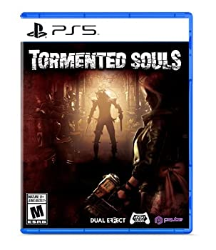 Game - Playstation 5 Tormented Souls Book