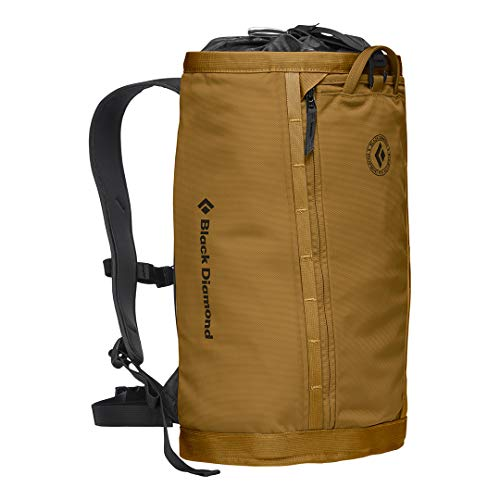 Black Diamond STREET CREEK 24 - robuster Rucksack im Haulbag-Design, 24 L, Curry