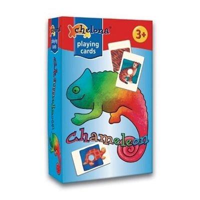 Gigamic - CH95003 - Jeu de Cartes Formes et Couleurs - Chameleon