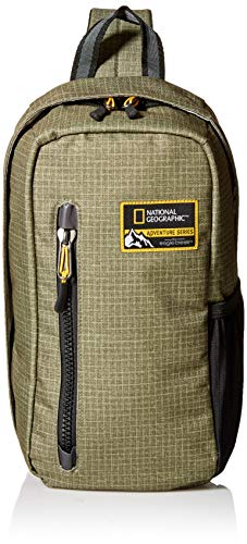 Eagle Creek National Geographic Adventure Sling Pack Backpack, Mineral Green