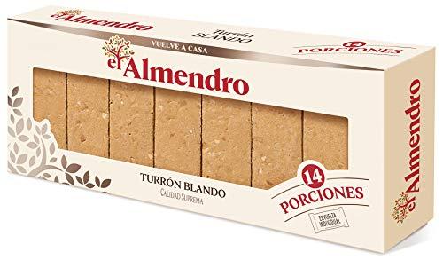 El Almendro - Porciones De Turrón Blando 420g