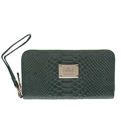 IKKI Cecile portemonnee dames groen CE24