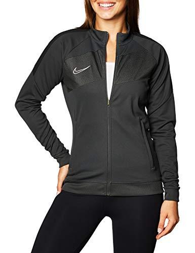 Nike Damen Trainingsjacke Academy Pro Knit Jacket, Anthracite/Black/White, M, BV6932-010