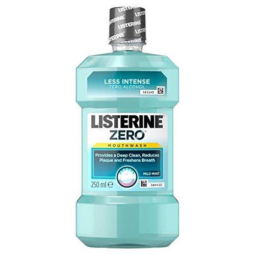 250ml Listerine Zero