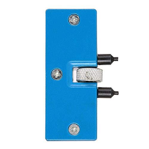 Outil de retrait de coque arrière de montre - Clé à vis réglable pour remplacer la batterie - Pince coupante