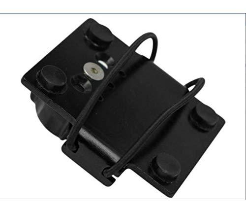 Sale!! TECH MOUNT Radar Detector Plate Black 4-60004B