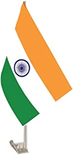 K's Novelties Set of 2 India Country Car Window Vehicle 12x18 12