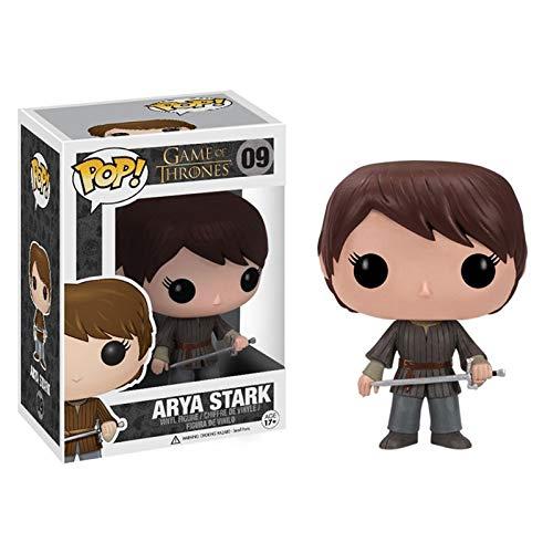 Gogowin Juego de Tronos #09 Arya Stark Chibi figura