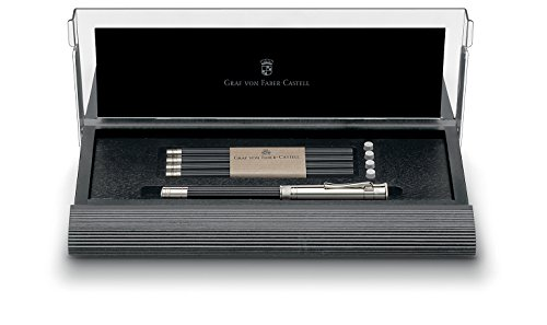 GRAF von Faber-Castell Perfect Pencil Desk Set - Black