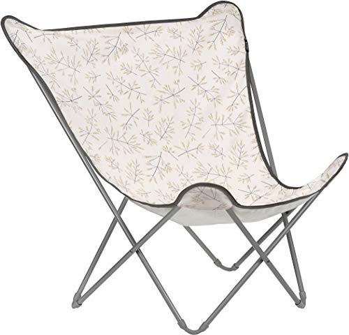 Lafuma Mobilier Pop Up XL Folding Chair Airlon + Uni titane/graminé 2020 Camp Stool