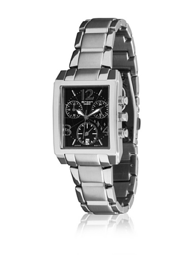 CASIO 19512 SHN-5007D-1A - Reloj Señora Cuarzo Brazalete metálico dial Negro