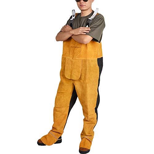 ATGTAOS beschermende kleding vlamvertragende hoge temperatuur lassen werkkleding broek