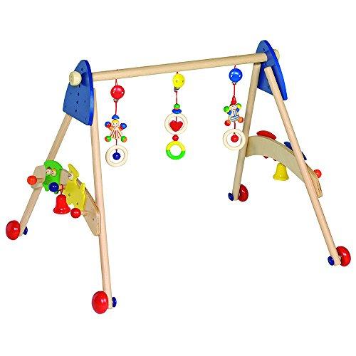 Heimess 765854 - Baby-Fit Greif- und Spieltrainer Zug