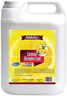 Floor Cleaner - Lemon Disinfectant AMAL Plus 5 Ltr