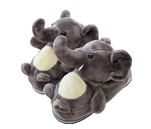Zapatillas de Elefante Unisex Zapatillas...