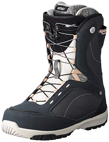 Nitro Snowboards Damen Monarch TLS '20 All Mountain Freestyle Schnellschnürsystem Boot Snowboardboot
