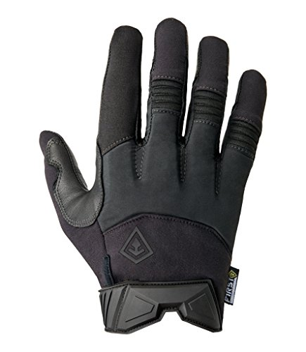 First Tactical Men's Medium Duty Padded Gloves, Black, Large
