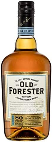 Old Forester Kentucky Straight Bourbon Whisky, 700 ml