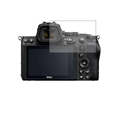【2枚セット】Nikon Z5 用【高硬度9Hアンチグレアタイプ】液晶保護フィルム 反射防止!高硬度9Hフィルム