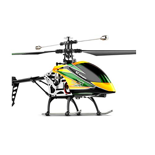 Weaston LCD Remote Control Large Remote Control Helicopter Four-channel Single Propeller 2.4G...