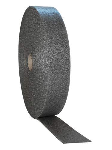 Rigips 5200483270 Trockenbau PE, einseitig selbstklebend 30lfm Anschlussdichtung, Grau