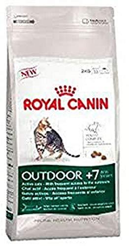 Royal Canin Mature d'extérieur + 7 Ans 2 kg