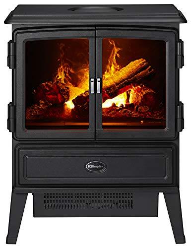 ディンプレックス 電気暖炉 オークハースト 【3~8畳用】 ブラック OKT12J