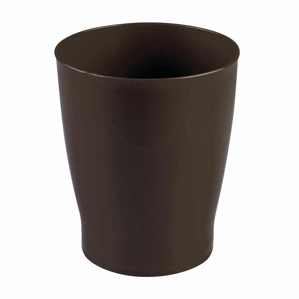 Plastic Small Round Indefinitely Trash Can Animer and price revision Wastebasket Bro - Dark Bin Garbage