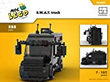 S.W.A.T. truck (Instruction Only): MOC LEGO (English Edition)