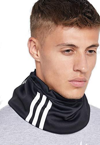 adidas Unisex-Erwachsene Tiro Neckwarmer schwarz/weiß OSFM