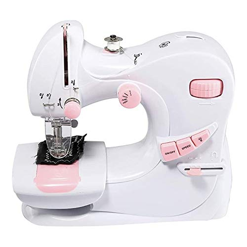 Lowest Prices! CAOCYDBB Sewing Machine Household Multi-Function Electric Mini Small Sewing Machine w...