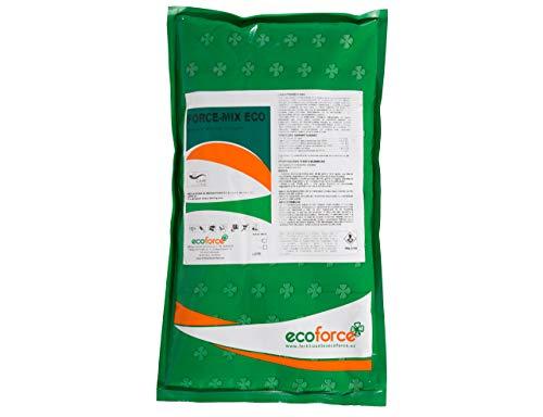 CULTIVERS Abono Corrector de Carencias Múltiples Ecológico de 1 Kg. Hierro, Manganeso, Boro, Óxido de Magnesio, Cobre, Molibdeno complejado con EDTA. Fertilizante 100% Natural. Force Mix Eco