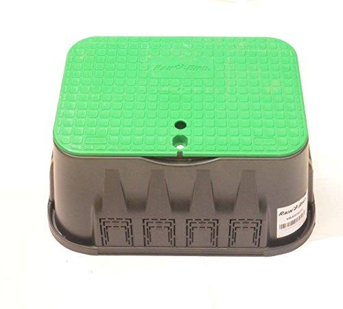 Rain Bird VBA02675 Boîte de vanne rectangulaire avec couvercle verrouillable