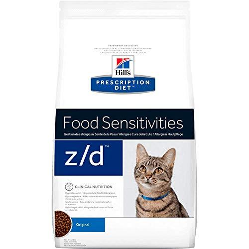 Hills Prescrizione Dieta z/d Basso Allergene Felino Dry Cat...